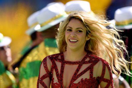 Shakira, autora de algún título desafortunado