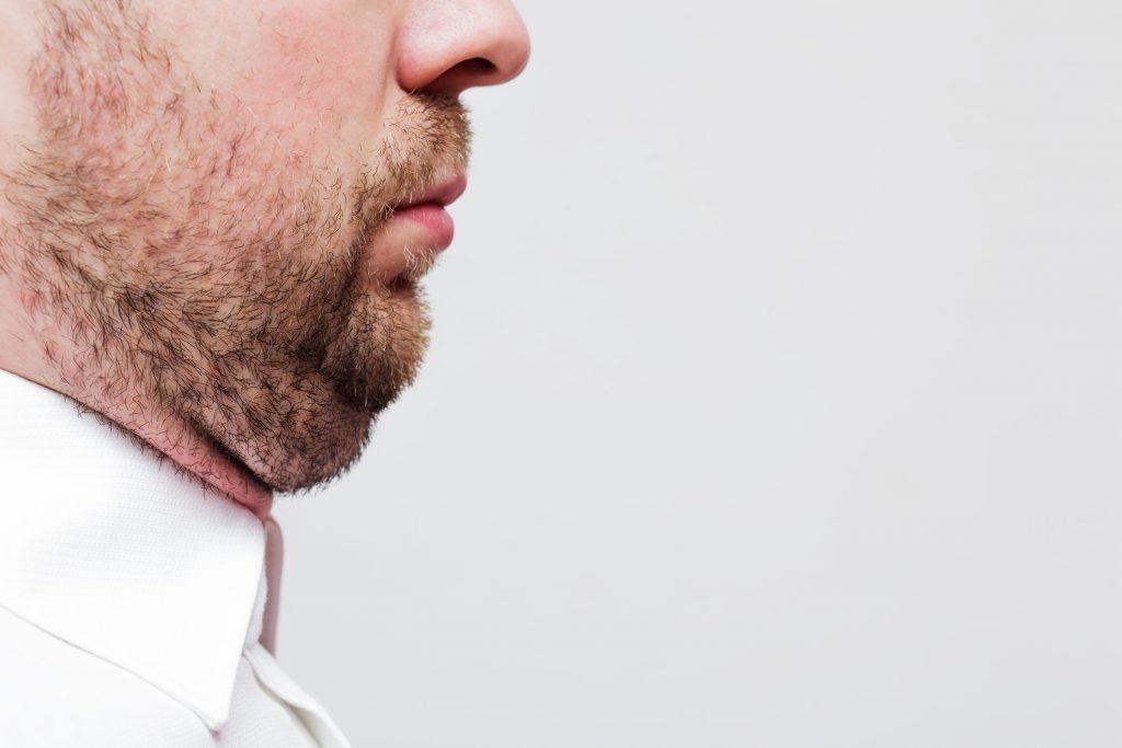Para la ejercicios cuello del eliminar papada