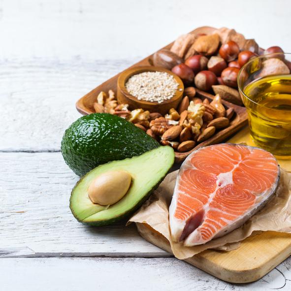 beneficios del salmon para bajar de peso