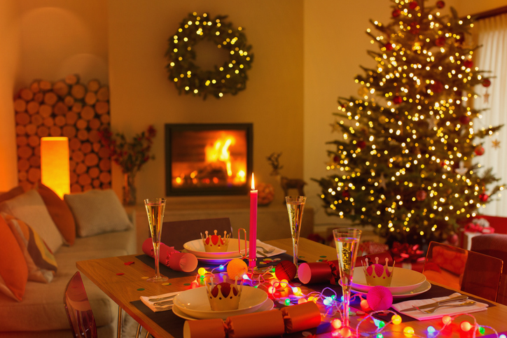 Decorar La Casa Con Adornos De Navidad Con Antelación Te