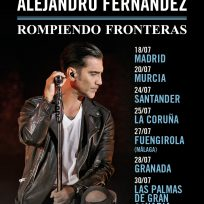 Gira Alejandro Fernández