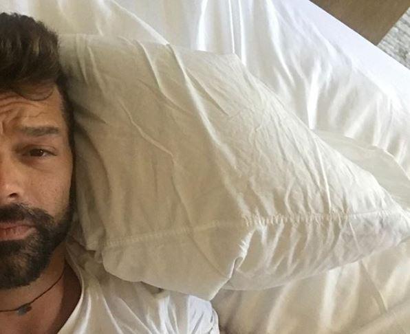Ricky Martin será padre de gemelas