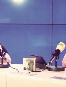Javi Ayuso entrevista a David Otero