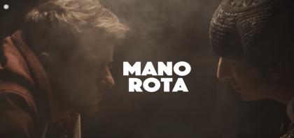 Lagarto Amarillo – Mano Rota