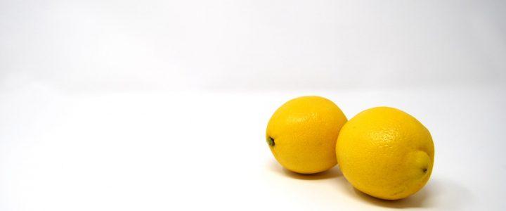 Dejar un limón al lado de tu cama te trae muchos beneficios