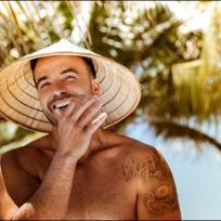 luis fonsi vietnam sombrero