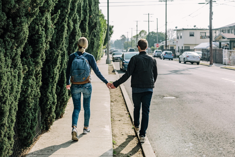 personas enamoradas