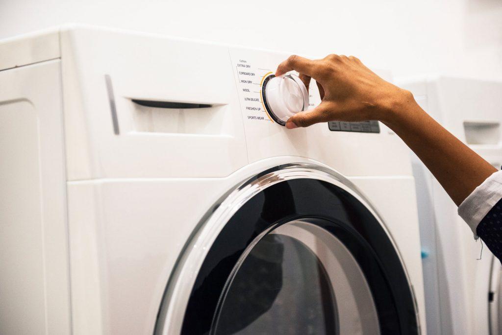 lavadora electrodoméstico