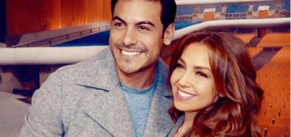 Thalía y Carlos Rivera – Qué ironía (Audio)