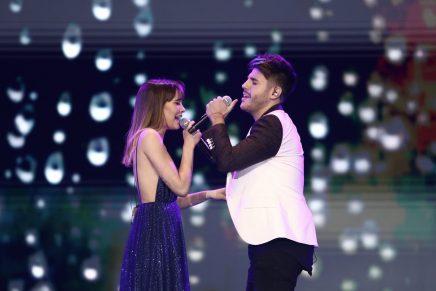 Aitana y Antonio José protagonizaron uno de esos dúos que pusieron la piel de gallina.