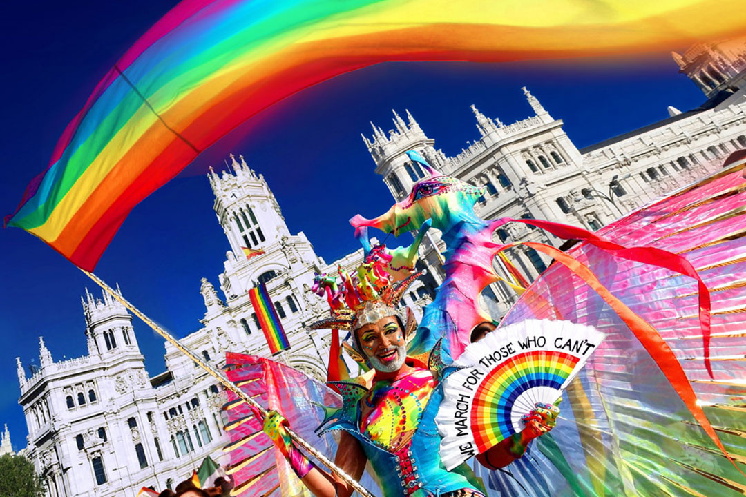 orgullo gay madrid 2019