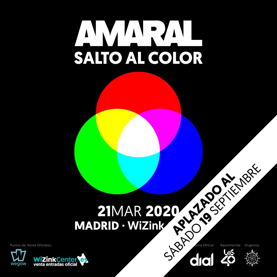 Amaral, concierto en Madrid