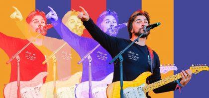 Juanes y Fuego – Mía Mía