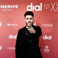 Antonio Hosé, en rueda de prensa Premios Dial