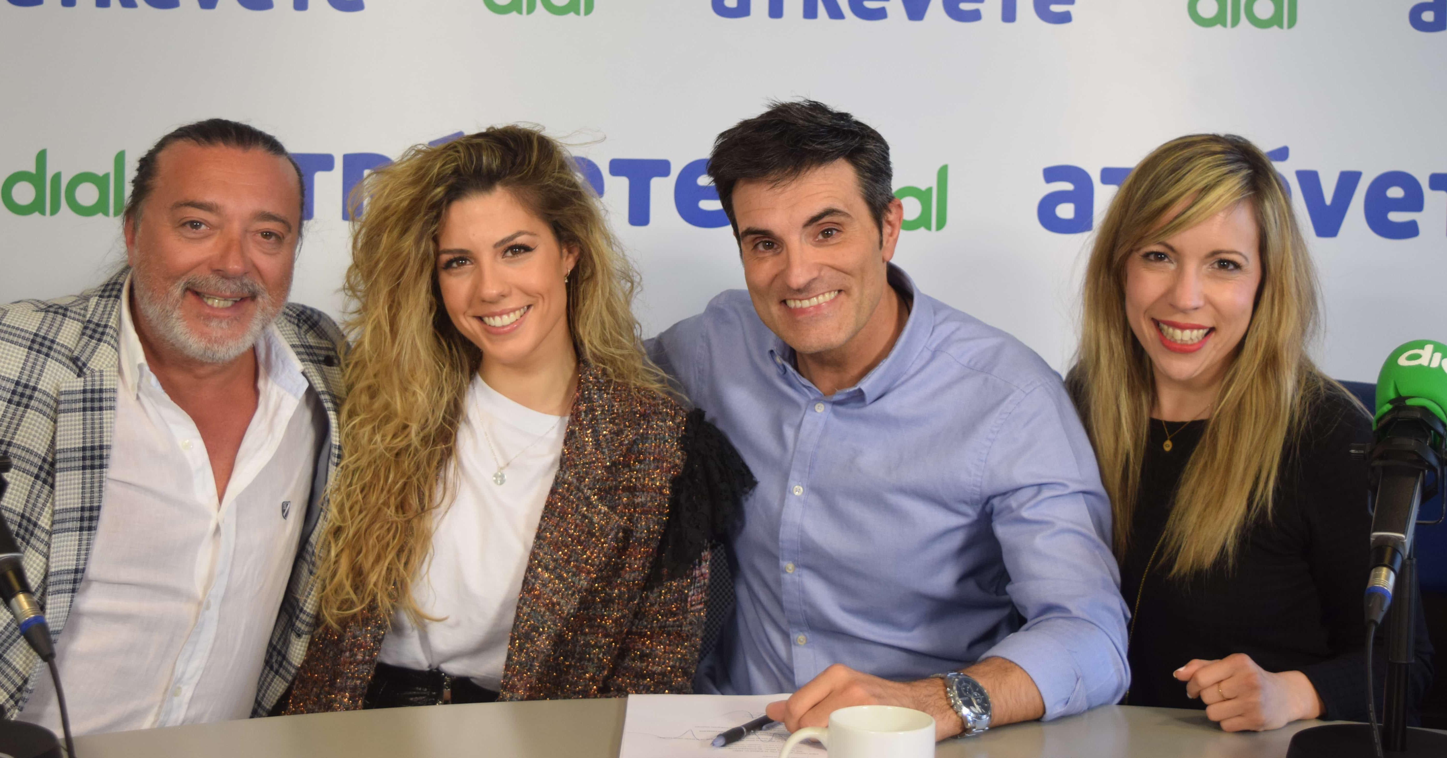 """Miriam Rodríguez y su """"Desperté"""" visitan Atrévete"""