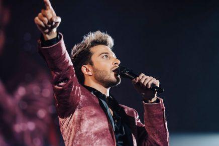 blas cantó artista música cantante eurovisión