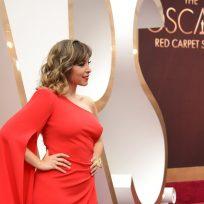 Gisela desfila en los Oscars