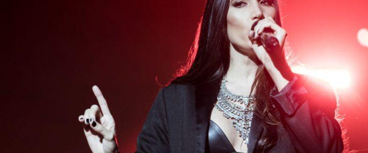 india martínez, cantante artista música español