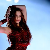 Shakira concierto superbowl champeta