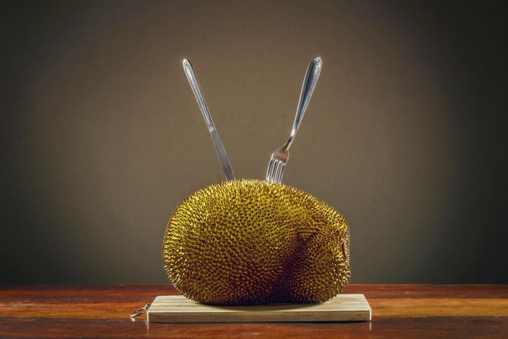 jackfruit fruta alimento comida