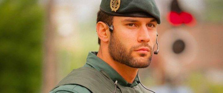 Jorge Pérez Guardia Civil Supervivientes