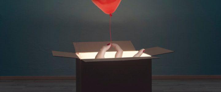 amazon paquete corazón