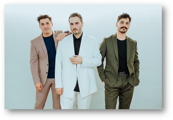 Reik, el trio llega a España en Abril