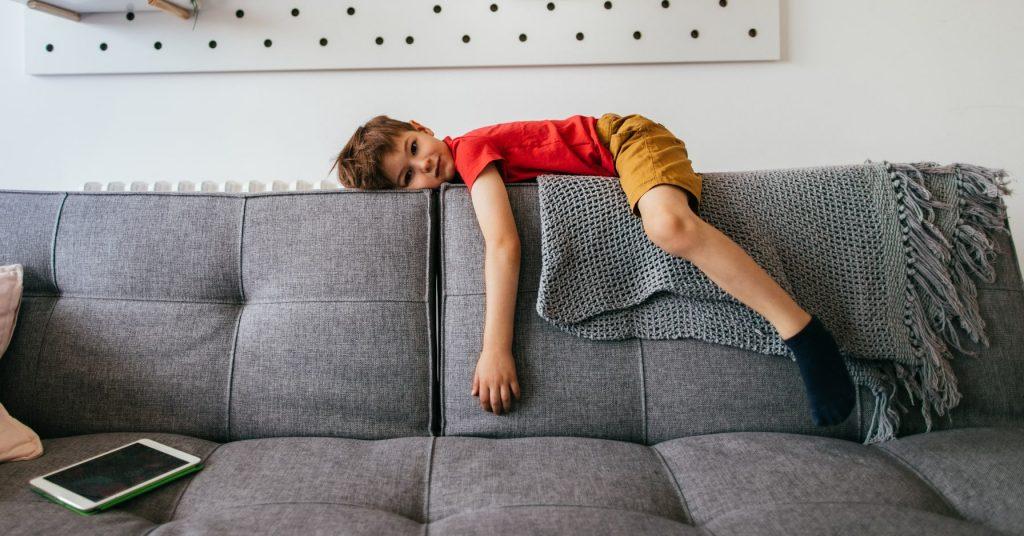 Rocío Ramos-Paul te dice la manera de que tus hijos abandonen la pereza en plena cuarentena