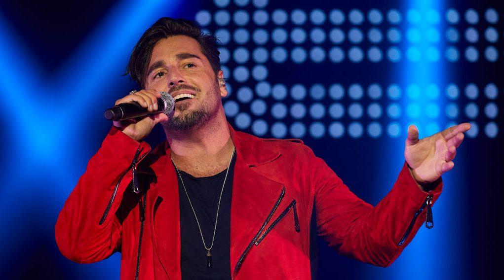 David Bustamante Concert In Valencia