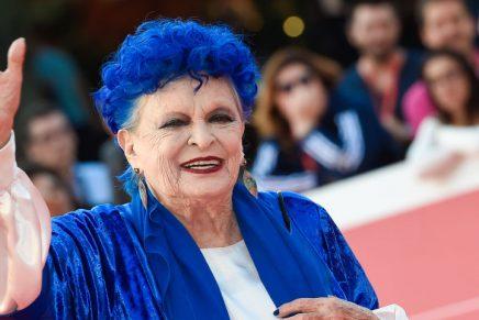 Lucía Bosé, madre de Miguel Bosé