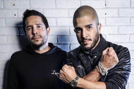 cali y el dandee artistas músicos dúo