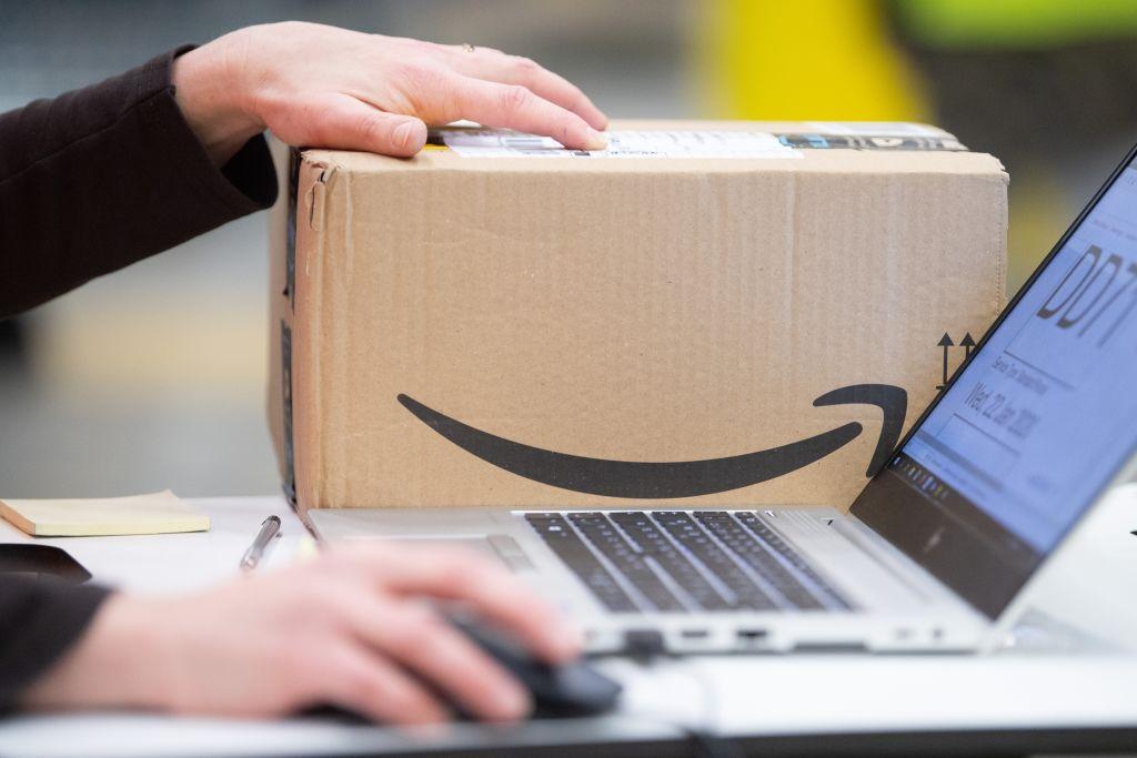 amazon prime now paquete entregas