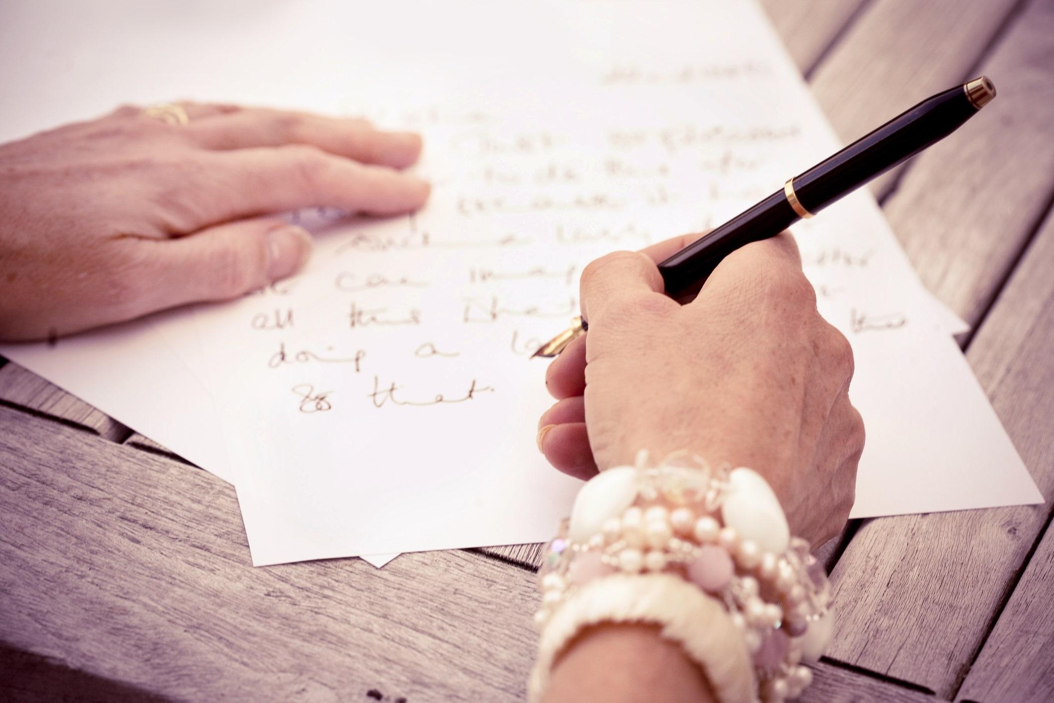 Aporta tu granito de arena mandando una carta de ánimo a los ingresados por coronavirus