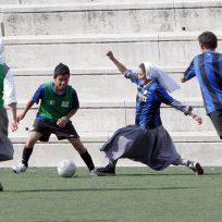 Sor Manoli nos invita al partido de fútbol benéfico