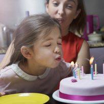El esfuerzo de una madre para que, en plena cuarentena, su hija tenga un cumpleaños especial
