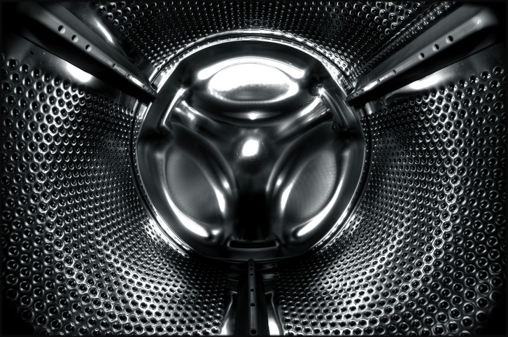 lavadora tambor interior electrodomético