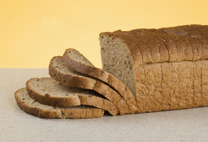 pan de molde caducado