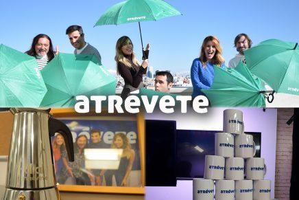 """Participa en el """"Todo por la taza"""" de Atrévete y llévate un pack completo de regalos del programa"""