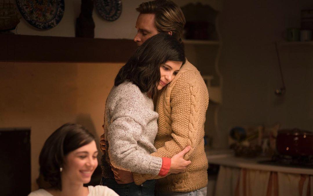 Inés y Toni bailan en Cuéntame cómo pasó