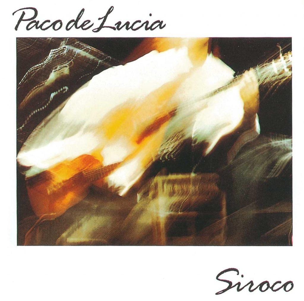 Siroco, de Paco de Lucía, el disco que nunca falta en el repertorio de Alejandro Sanz
