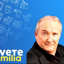 """Cerramos la semana en """"Atrévete en familia"""" con Xavier Deltell"""