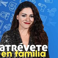 Ana Arias es la nueva invitada para los directos de Atrévete en Familia