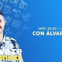 "Álvaro Benito, nuevo invitado en ""Atrévete en familia"""