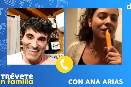 """Ana Arias nos regala una preciosa versión de """"Someone Like You"""" de Adele"""