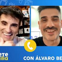 Álvaro Benito deja claro su espíritu atrevido con el eslogan que definiría su vida