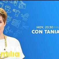 Tania Llasera, nueva invitada para los directos de Atrévete en familia