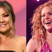 Amaia Montero y Shakira