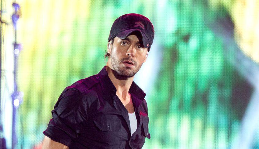 Enrique Iglesias Performs At The O2 Arena London