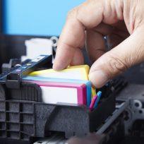 Un sencillo truco para reparar los cartuchos de tinta que se queden secos
