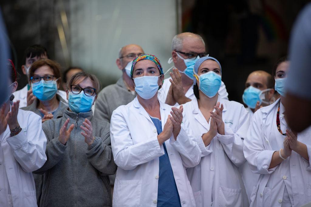 El homenaje de Atrévete a los sanitarios en el Día Mundial de la Salud